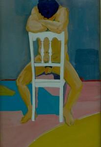 Akt aufn Stuhl