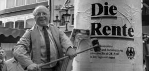 Norbert Blüm wird 75