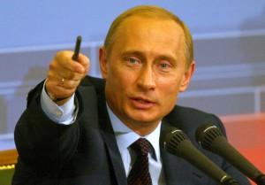 Präsident Putin beschreibt die Weltlage genau so, wie sie jetzt ist.