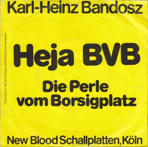 """RADAR MUSIC VERÄUSSERT DIE ZWEITVERWERTUNGS-RECHTE DES LIEDES: """"HEJA BVB"""""""